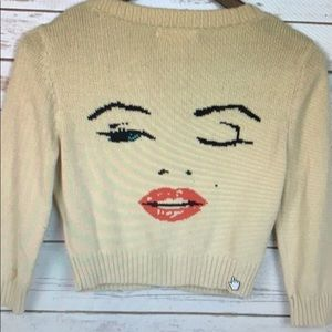 Betsey Johnson Marilyn cardigan